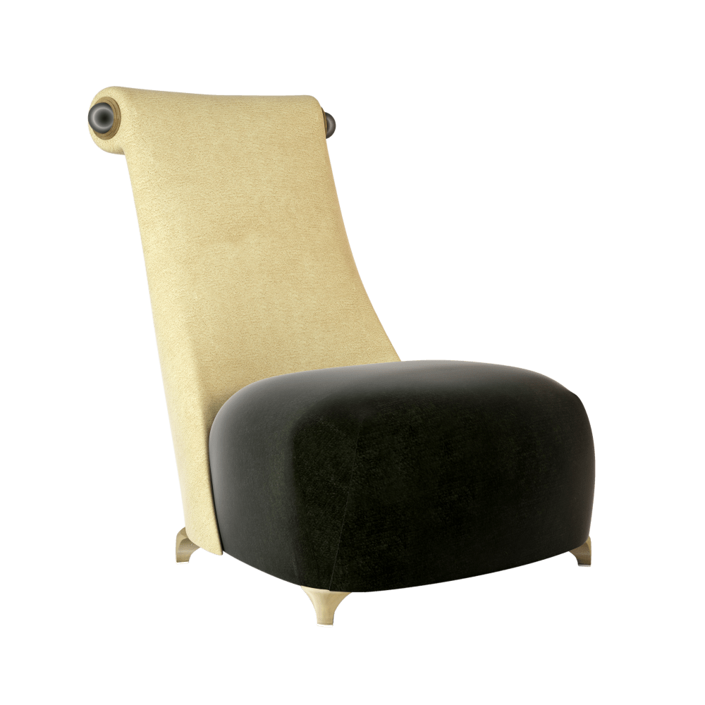 ROADSTER armchair for MARI IANIQ2