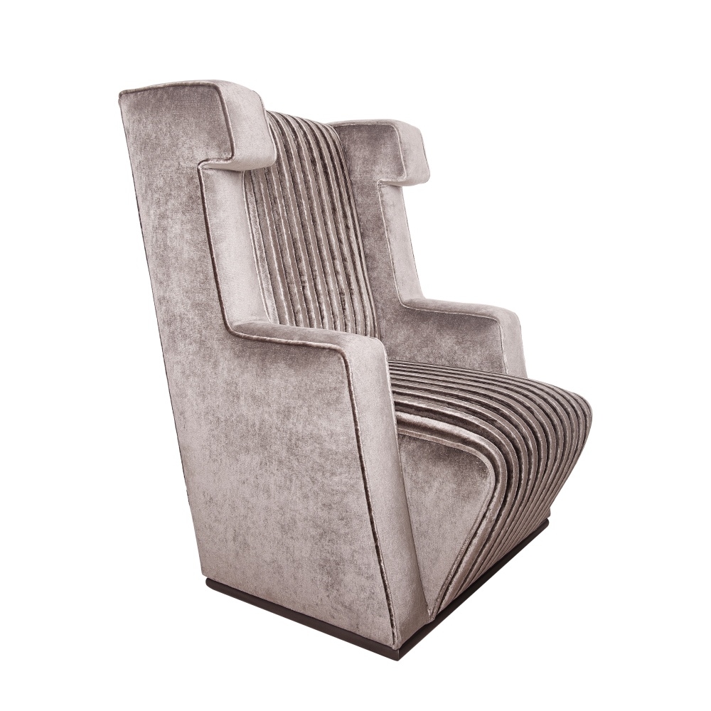 Mr. BIG Armchair For Private Clients