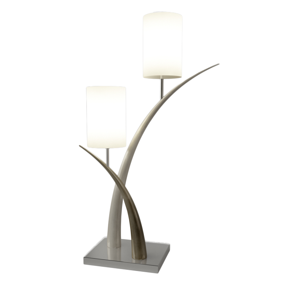 NINA DUO table lamp for PRIVATE CLIENTS